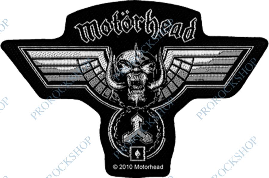 nášivka Motörhead - ProRockShop c3ffbe1baa