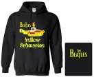 mikina s kapucí The Beatles Yellow Submarine