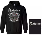 mikina s kapucí Sabaton - To Hell And Back