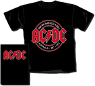 triko AC/DC - High Voltage Rock and Roll