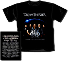 triko Dream Theater - Along For The Ride Tour