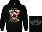 mikina s kapucí Five Finger Death Punch - Got Your Six