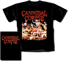 triko Cannibal Corpse - Gore Obsessed