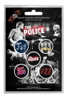 set placek The Police - Various