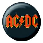 placka / button AC/DC