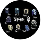 placka / button Slipknot