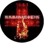 placka / button Rammstein