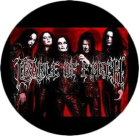 placka / button Cradle Of Filth