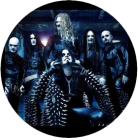 placka / button Dimmu Borgir