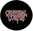 placka / button Cannibal Corpse